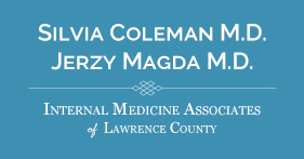 Internal Medicine Associates Logo